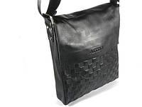 Деловая кожаная мужская сумка для документов ASTINA (9434)