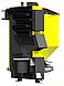 Пеллетный котел для дома Kronas Combi 42 кВт с автоматической подачи топлива и блоком управлением, фото 2