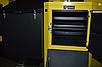 Пеллетный котел для дома Kronas Combi 42 кВт с автоматической подачи топлива и блоком управлением, фото 4