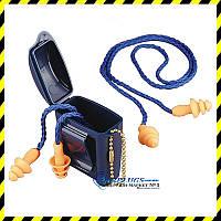 Беруши 3M 1271 с футляром и шнурком. США., фото 1