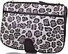 Леопардовый женский кожаный клатч ETERNO (ЭТЕРНО), ET15097