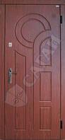 Дверь входная Саган 850х2030;950х2030 мм металл-МДФ №10