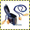 Беруши 3M 1271 для подавления опасного уровня шумов.