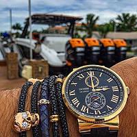 Мужские часы Ulysse Nardin Chronometer, механические, копия