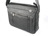 """Мужская кожаная сумка """"Почтальон"""" Mont Blanc (68077-2)"""