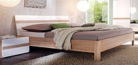 Кровать двуспальная Магнолия с ламелями КТ-713 (БМФ) 1700х2200х1000мм