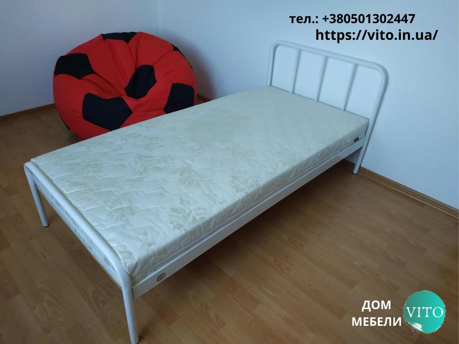 Металлическая кровать Ирис Мини. ТМ Тенеро