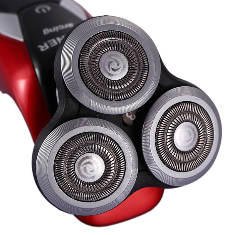 SHANER arcing 3D RQ9711 электробритва мужская