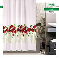 Штора для душа Tropik Poppy BS7081