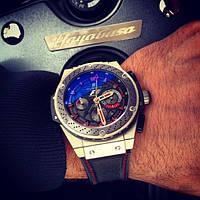 Часы Hublot F1 King Power механические, копия