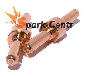 Катод-электрод 40 А удлиненный (38,2 мм) для плазменного резака (плазматрона) PT-31