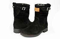 Женские ботинки gloria  41236.35-9 черные   зимние , фото 1