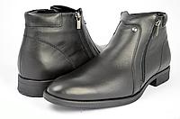 Мужские ботинки mida 14765ч   зимние , фото 1