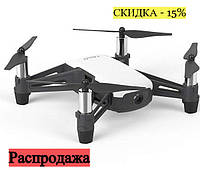 Квадрокоптер DJI Ryze Tello (Black/White)