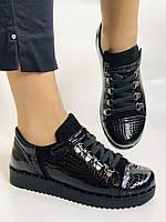 Зручні жіночі осінні туфлі. Натуральна лакована шкіра. Mamamia. Туреччина. 36-40 Vellena, фото 6