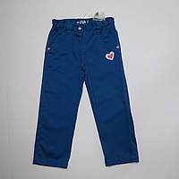 Брюки/джинсы  для девочки тм Zeplin 104р