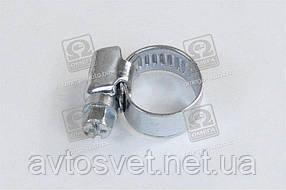 Хомут затяжний оцинк. 10-16мм. Germany-Тип DKG-10-16