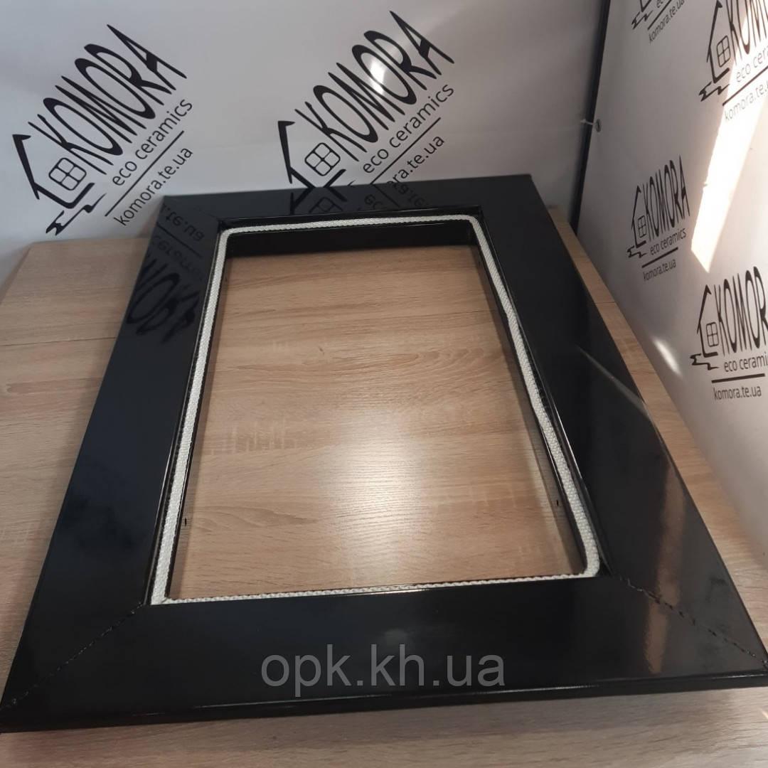 "Уголок металлический каркас на чугунную плиту 400""700 мм"