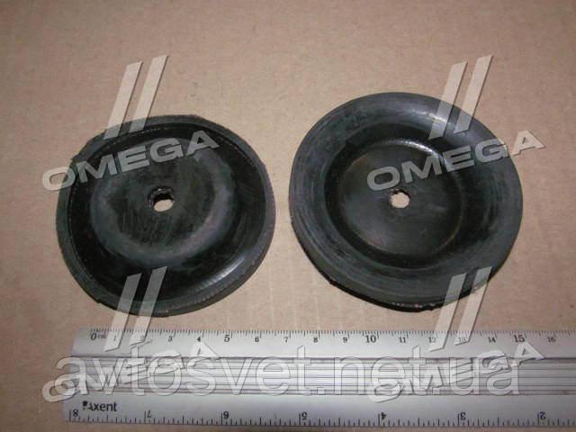 Диафрагма клапана управления мех-м подъема платформы КОМ  503-8606117-01