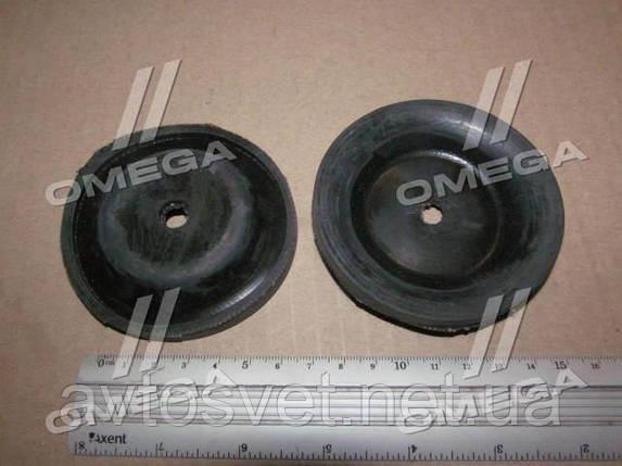 Диафрагма клапана управления мех-м подъема платформы КОМ  503-8606117-01, фото 2