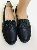 Стильные женские туфли-слипоны . Натуральная кожа.Турция.36-40 Vellena, фото 3