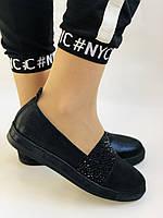 Стильні жіночі туфлі-сліпони . Натуральна шкіра.Туреччина.36-40 Vellena, фото 4