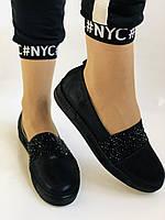 Стильні жіночі туфлі-сліпони . Натуральна шкіра.Туреччина.36-40 Vellena, фото 10