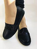 Стильні жіночі туфлі-сліпони . Натуральна шкіра.Туреччина.36-40 Vellena, фото 9