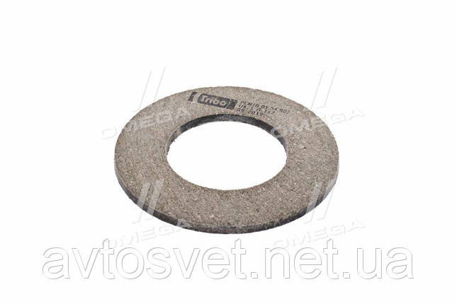 Накладка диска сцепл. комбайн ДОН (пр-во Трибо) РСМ-10.01.54.001, фото 2