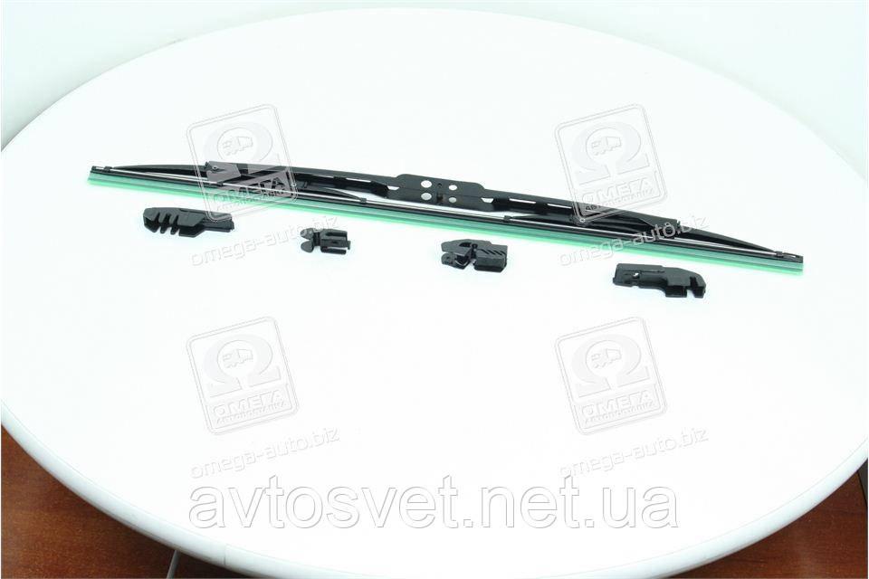 Щітка стеклоочист. каркас 450мм (з адаптерами) HW604