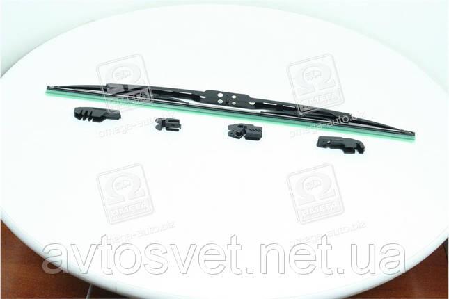 Щітка стеклоочист. каркас 450мм (з адаптерами) HW604, фото 2