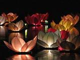 """Водные фонарики """"Плавающие лилии"""", 30см, фото 2"""