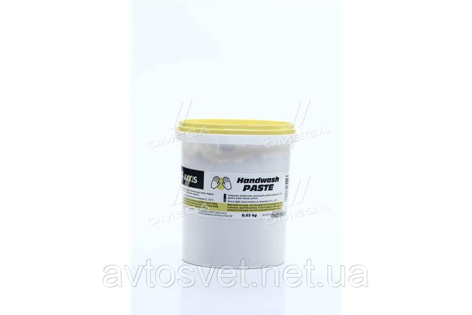 Паста для миття рук (очищувач рук) (банку 0,65 кг) 90772