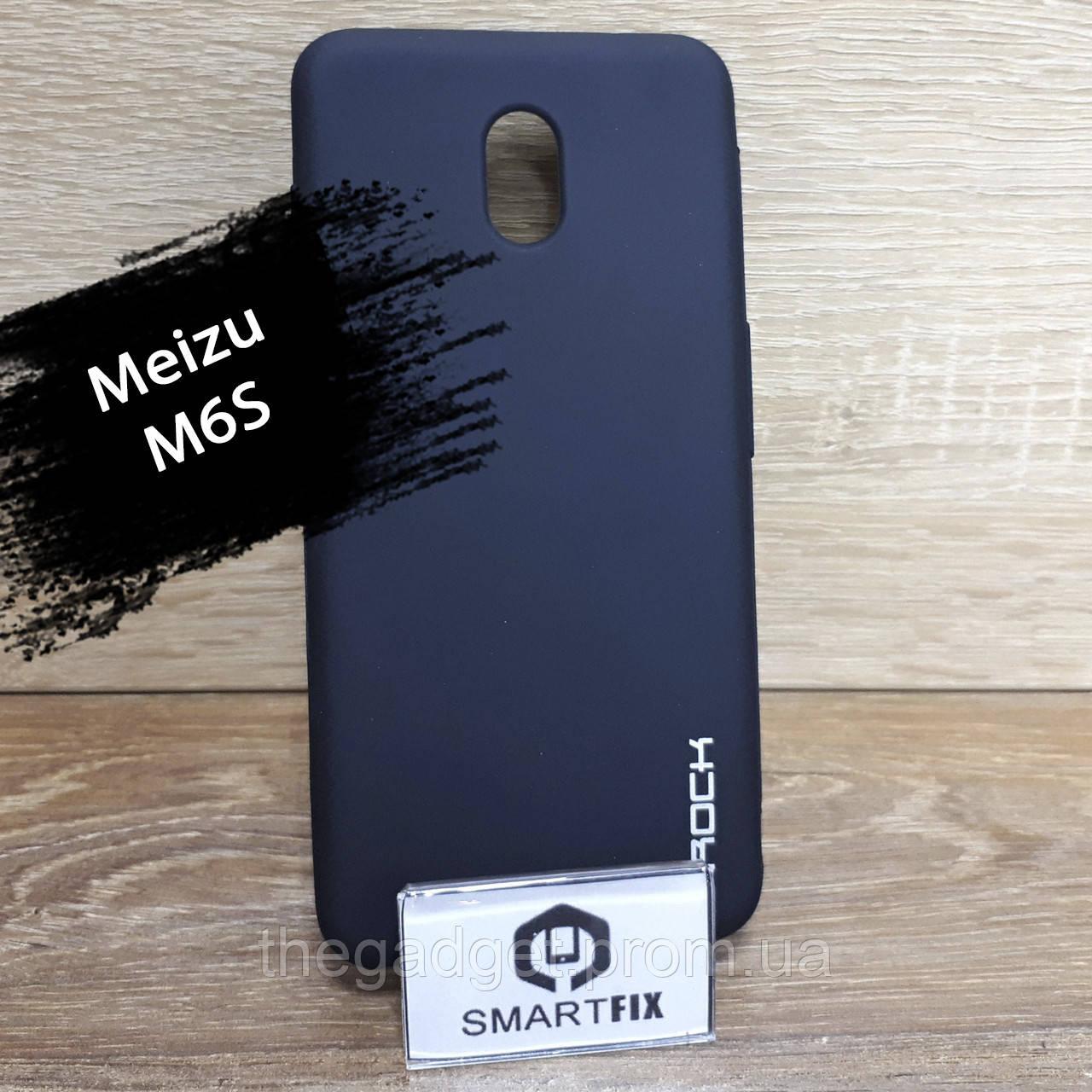 Силіконовий чохол для Meizu M6s Rock
