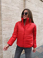 Осенняя  женская  куртка с воротником стойка .Новинка 2020, фото 1