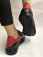 Хит! Женские кроссовки высокого качества.Турция.Evromoda.Натурольная кожа.Р. 37. Vellena, фото 4