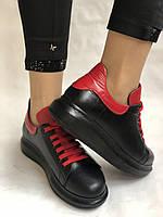 Хит! Женские кроссовки высокого качества.Турция.Evromoda.Натурольная кожа.Р. 37. Vellena, фото 5