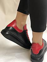 Хит! Женские кроссовки высокого качества.Турция.Evromoda.Натурольная кожа.Р. 37. Vellena, фото 3