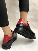 Хит! Женские кроссовки высокого качества.Турция.Evromoda.Натурольная кожа.Р. 37. Vellena, фото 6