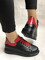 Хит! Женские кроссовки высокого качества.Турция.Evromoda.Натурольная кожа.Р. 37. Vellena, фото 2