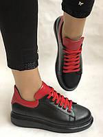 Хит! Женские кроссовки высокого качества.Турция.Evromoda.Натурольная кожа.Р. 37. Vellena, фото 9