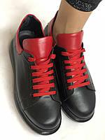 Хит! Женские кроссовки высокого качества.Турция.Evromoda.Натурольная кожа.Р. 37. Vellena, фото 10