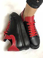 Хит! Женские кроссовки высокого качества.Турция.Evromoda.Натурольная кожа.Р. 37. Vellena, фото 8