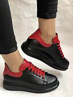 Хит! Женские кроссовки высокого качества.Турция.Evromoda.Натурольная кожа.Р. 37. Vellena, фото 7