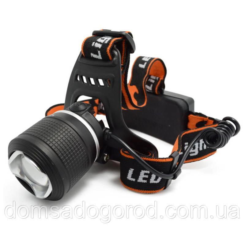 Фонарик налобный  светодиодный WD - 259