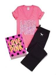 Пижама Victoria's Secret Pink