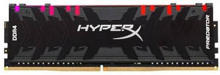 Оперативная память для ПК HyperX DDR4 3200 8GB RGB XMP (HX432C16PB3A/8), фото 2