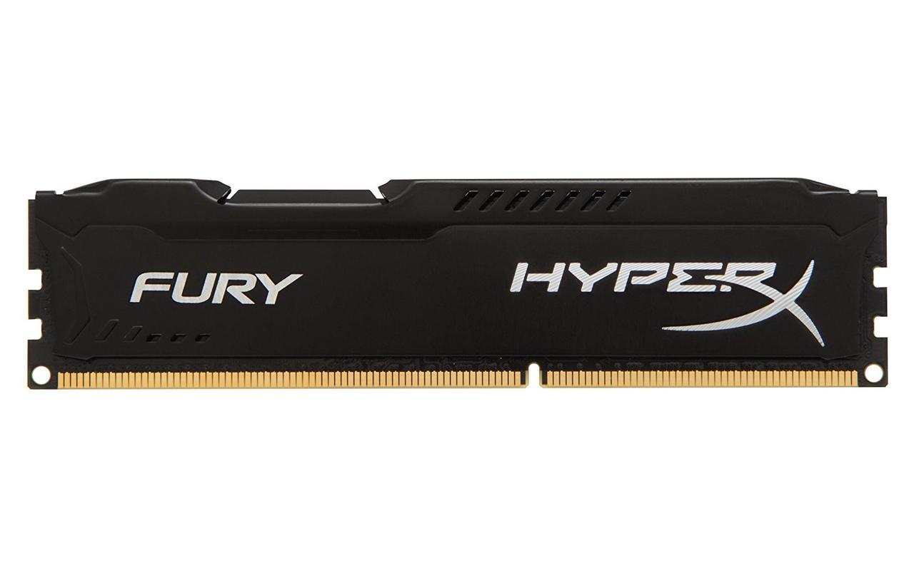 Оперативна пам'ять для ПК HyperX DDR3 1600 8GBx2 KIT (HX316C10FBK2/16)