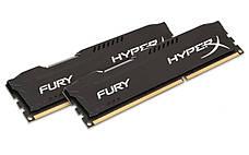 Оперативна пам'ять для ПК HyperX DDR3 1600 8GBx2 KIT (HX316C10FBK2/16), фото 2