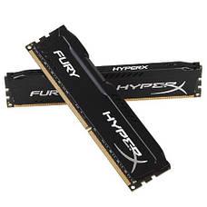 Оперативна пам'ять для ПК HyperX DDR3 1600 8GBx2 KIT (HX316C10FBK2/16), фото 3